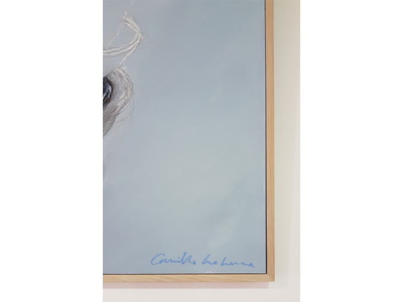Artwork - Camillo De Luca SALE  Untitled (Blue)