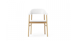 Herit Upholstered Armchair - Normann Copenhagen Chairs