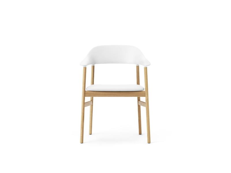 Herit Upholstered Armchair - Normann Copenhagen Chairs