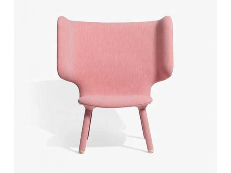 Tembo Lounge Chair - New Works Chairs