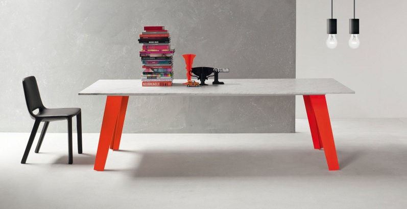 Welded Table By Bonaldo
