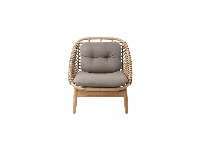 Strington Lounge Chair (54020) - Caneline Outdoor Seating