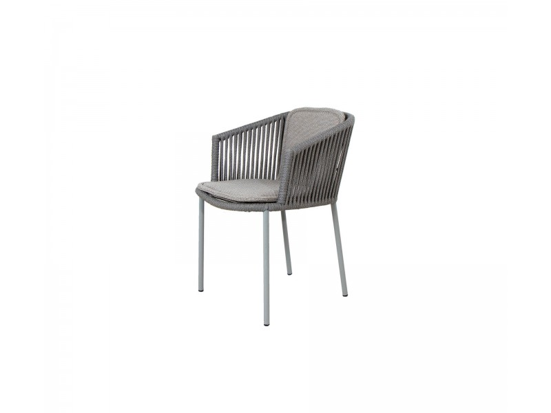 Moments Chair Stackable (7440) - Caneline Outdoor Chairs