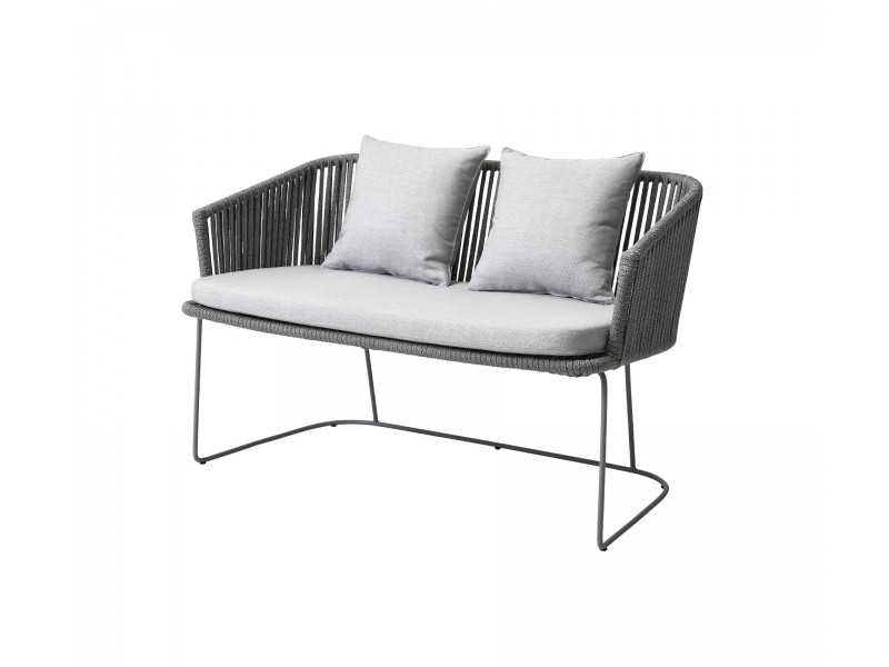 Moments Dining Bench (7547) - Caneline Outdoor Chairs