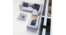Conic Modular Lounge - Caneline Outdoor Sofas
