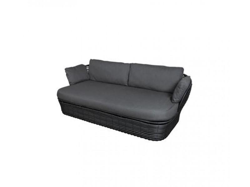 Basket 2 seater Sofa - Caneline Outdoor Lounge