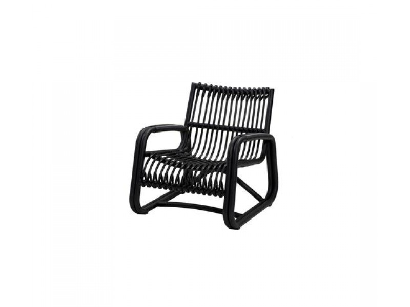 Curve Lounge Chair - Caneline Outdoor Seating