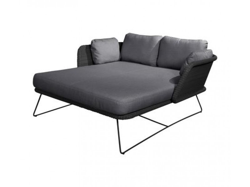 Horizons Daybed Sofa - Caneline Outdoor Lounge