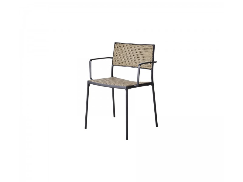 Less Armchair - Caneline Outdoor Chairs