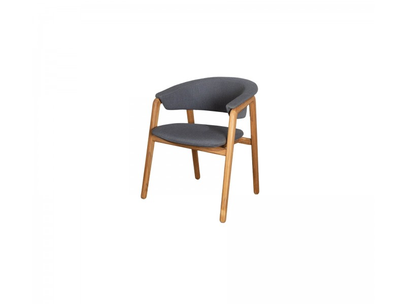 Luna Dining Chair (54050) - Caneline Outdoor Chairs