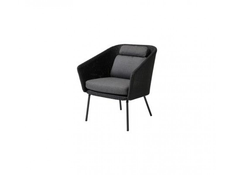 Mega Dining Chair - Caneline Outdoor Seating