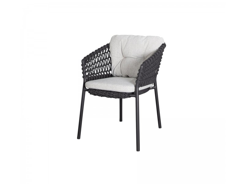 Ocean Chair Stackable - Caneline Outdoor Seating