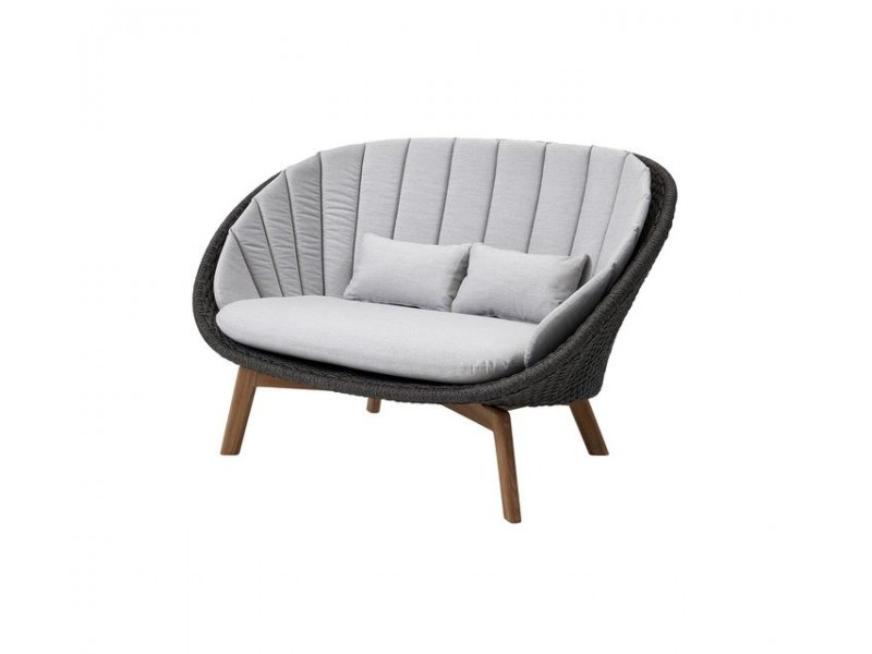 Peacock Sofa - Caneline Outdoor Lounge