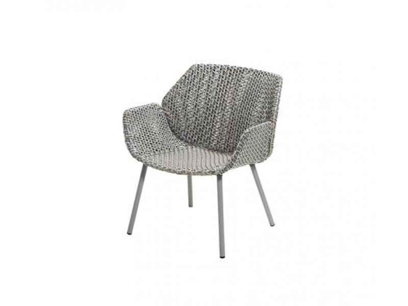 Vibe Lounge Chair (5407) - Caneline Outdoor Seating