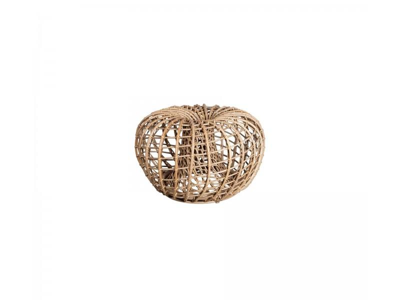 Nest Footstool - Caneline Outdoor