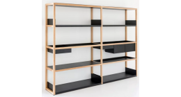 Lap Shelving - Case Furniture