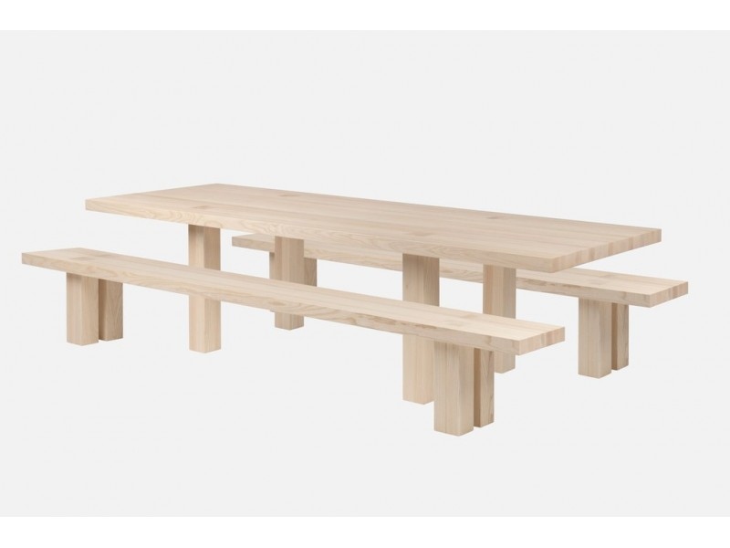 Max Table and Bench Set - Hem Tables and Seating