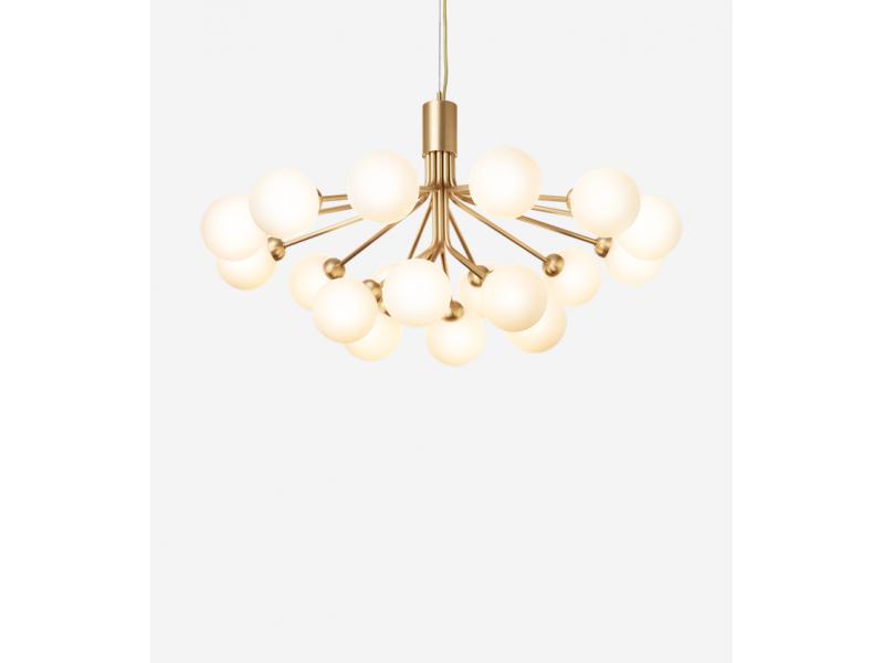 Apiales 18 Chandelier - Nuura Lighting