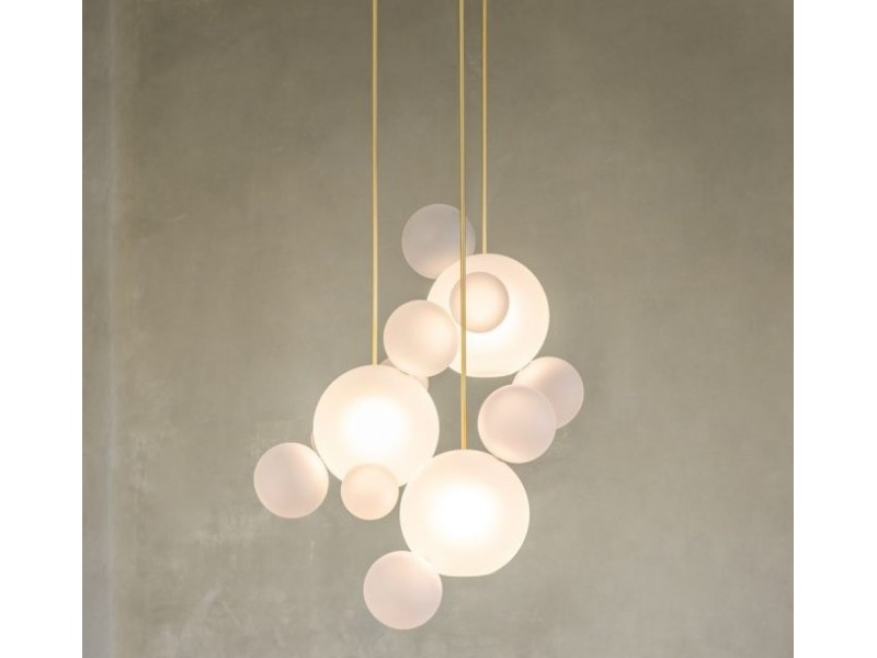 Bolle Frosted -  Giopato & Coombes Lighting