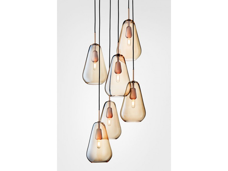 Anoli 6 Chandelier - Nuura Lighting