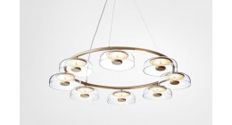 Blossi 8 Chandelier - Nuura Lighting