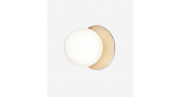 Liila 1 Wall/Ceiling OPAL Light - Nuura Lighting