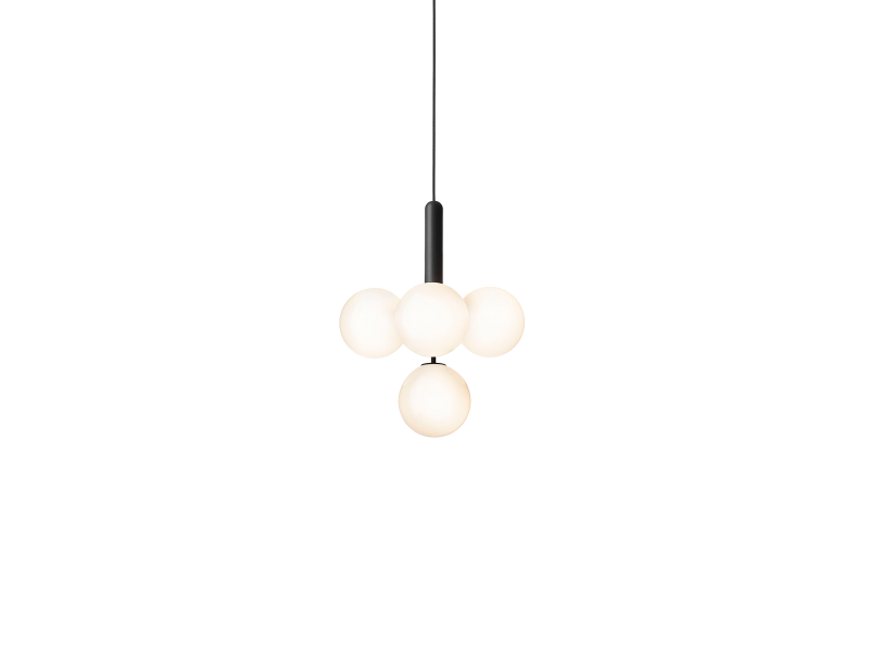 Miira 4 Opal Pendant - Nuura Lighting