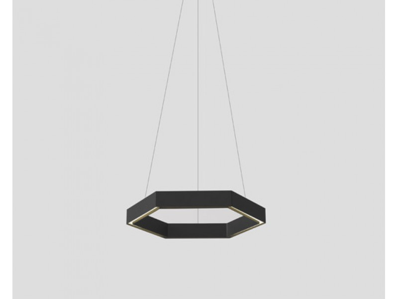 Hex Pendant Light Resident Studio Lighting Hgfs