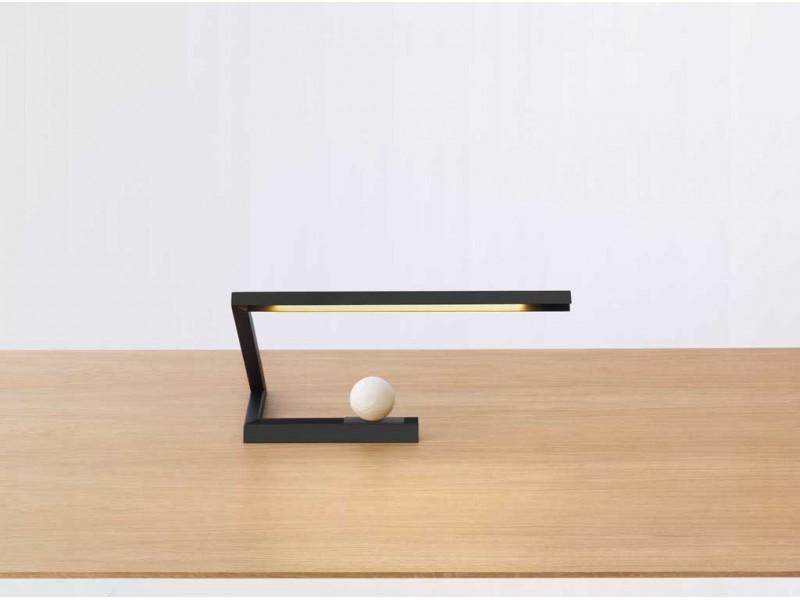 Oud Lamp Black - Resident Studio Lighting