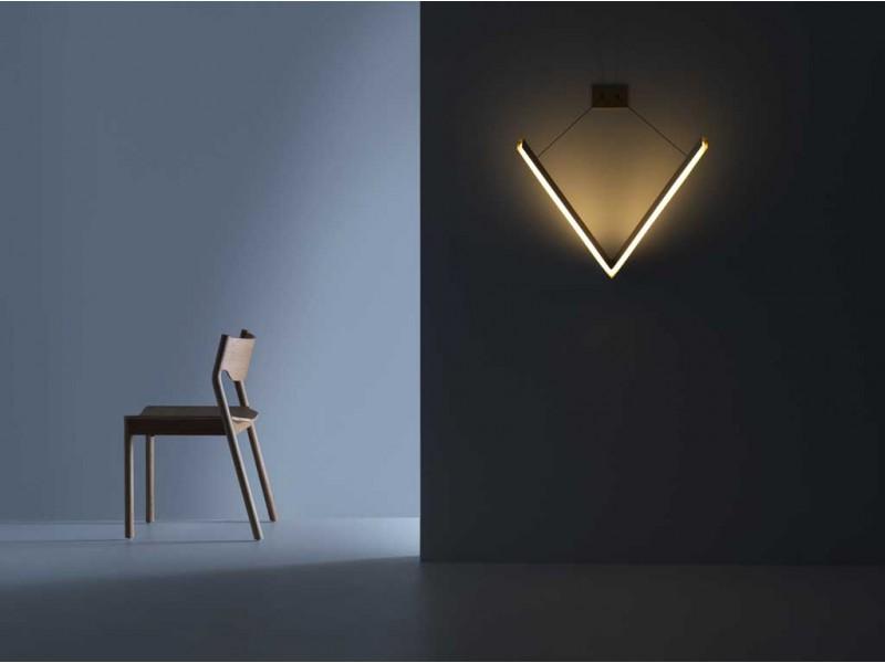 V Wall Light Light - Resident Lighting
