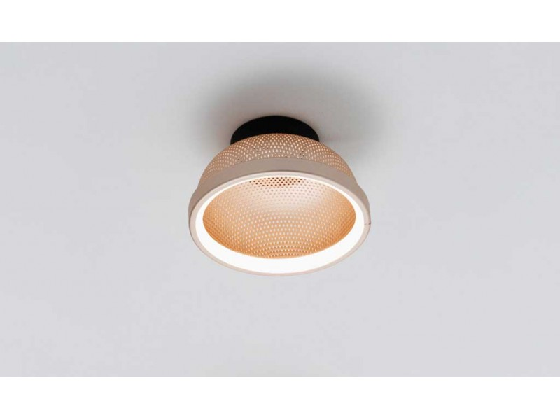 Mesh Space Ceiling Light - Resident Lighting