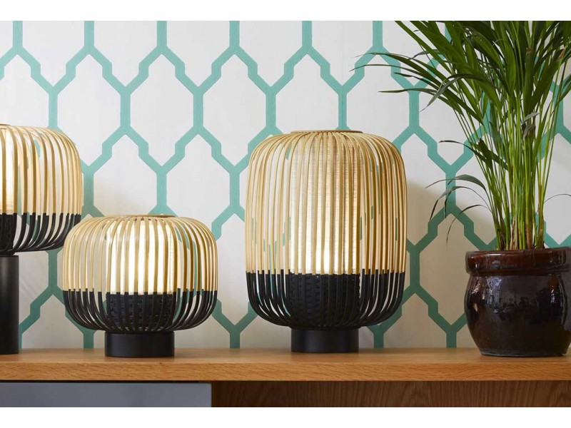 Bamboo Table Lamp - Forestier Lighting SALE from $190