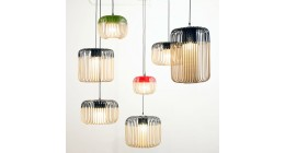 Bamboo Pendant - Forestier Lighting