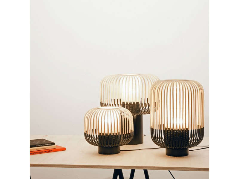 Bamboo Table Lamps - Forestier Lighting