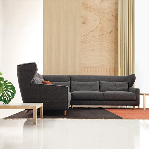 Folk chaise modular sancal sofas for Sancal folk