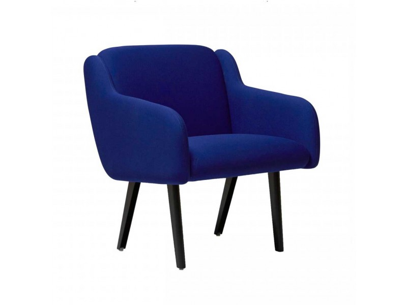 Anyway Armchair Low Back - Massproductions Seating