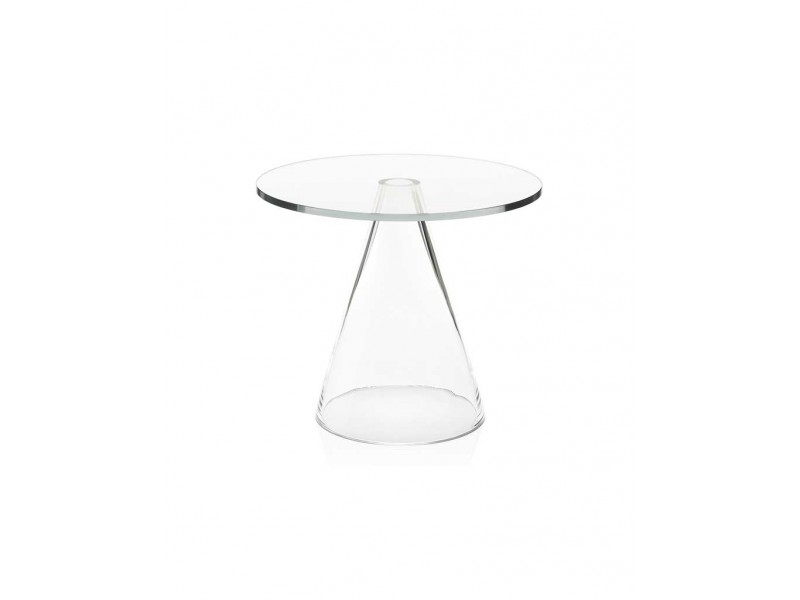 Sander Glass Table - Massproductions Tables