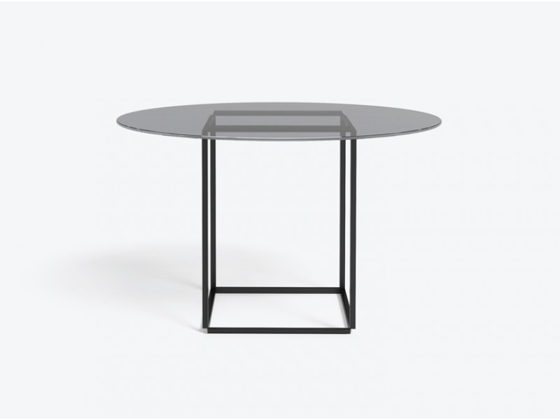 Florence Round Dining Table - New Works Tables