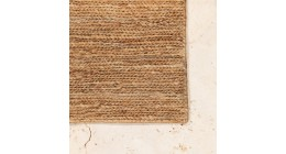 Braided Jute Rug - Nodi