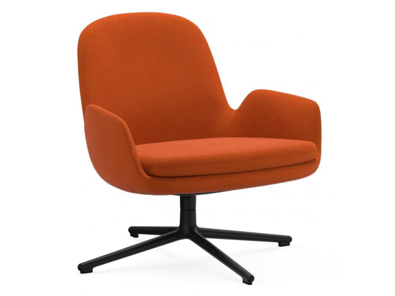 era lounge chair low swivel normann copenhagen seating hgfs