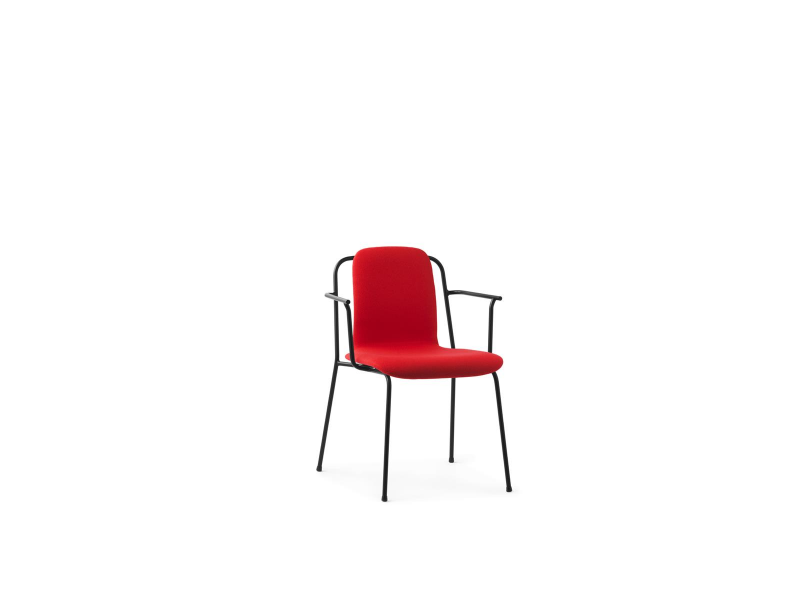 Studio Upholstered (Front or Full) Armchair - Normann Copenhagen Chairs