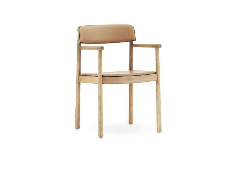 Timb Upholstered Armchair - Normann Copenhagen Chairs
