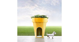 Dog E - DeCastelli Planters