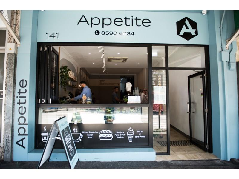 Appetite  |  Five Dock