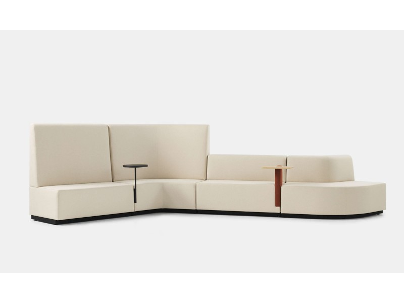 Boundary Combination High Back Low Back Sofa - Simon James Seating