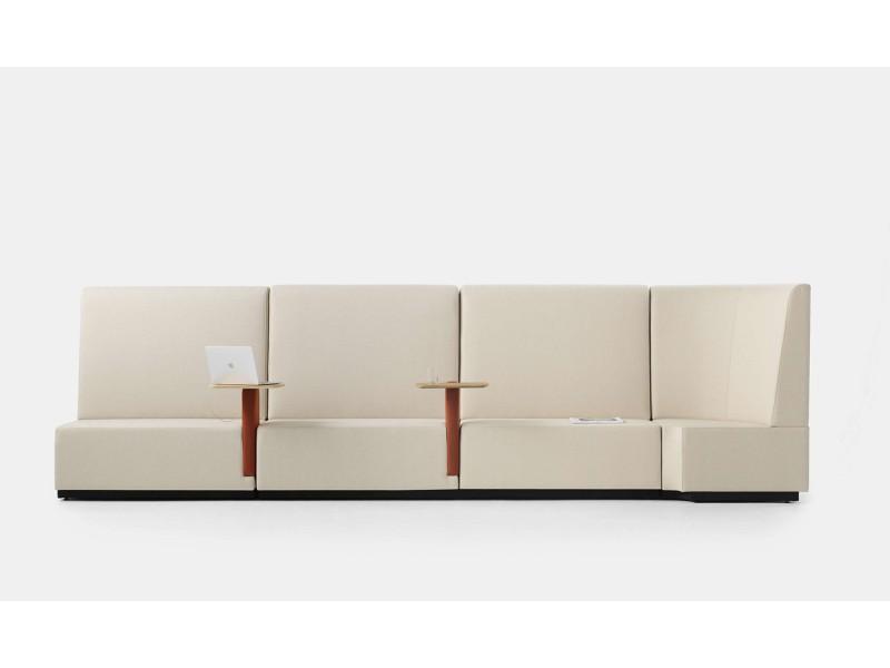 Boundary High Back Sofa - Simon James Seating