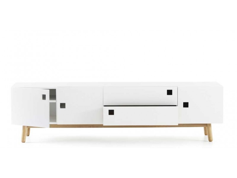 Phil Low Entertainment Unit - Studio Pip Credenzas