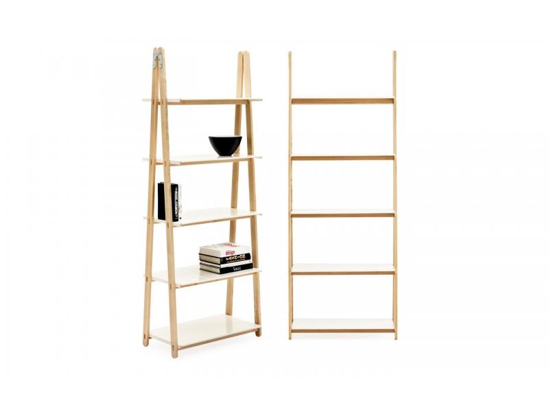 One Step Up Bookcase - Normann Copenhagen Shelving