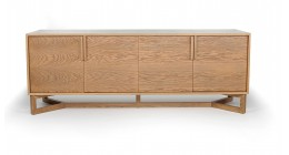 Henley Timber Buffet Entertainment Unit - Studio Pip Credenzas