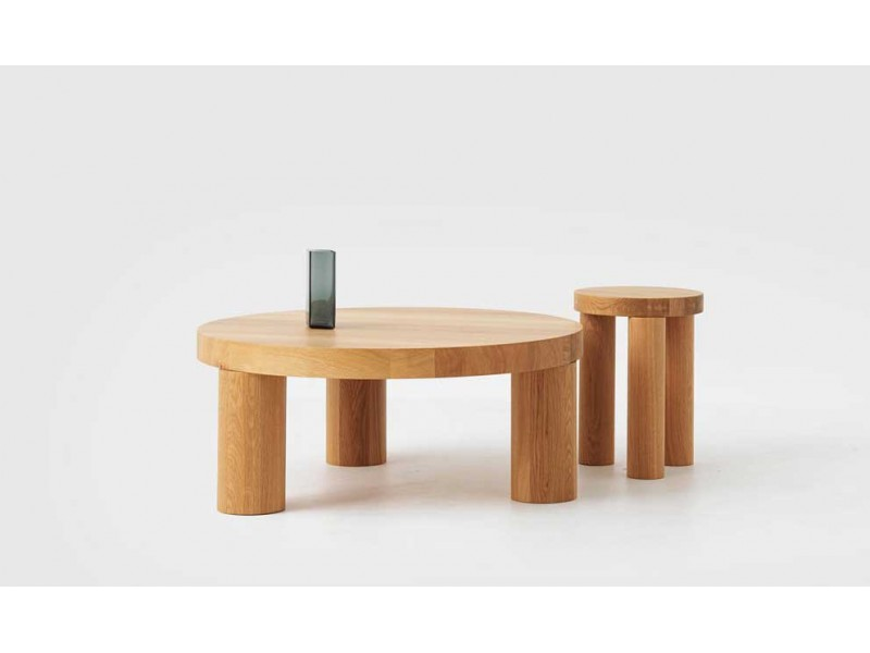 Offset Coffee Table - Resident Tables